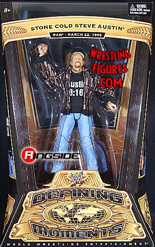 Stone Cold Steve Austin Wwe Defining Moments 4