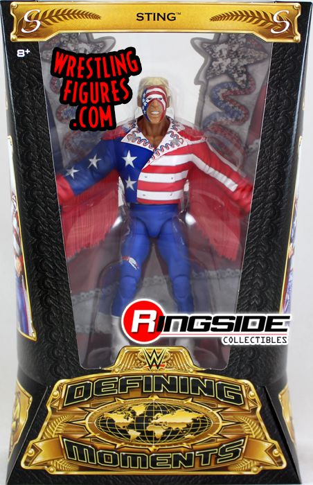 Quot Great American Bash Quot Sting Wwe Defining Moments Wwe Toy