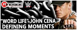 Word Life John Cena - Mattel WWE Defining Moments