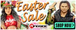 Easter Sale at RINGSIDE!