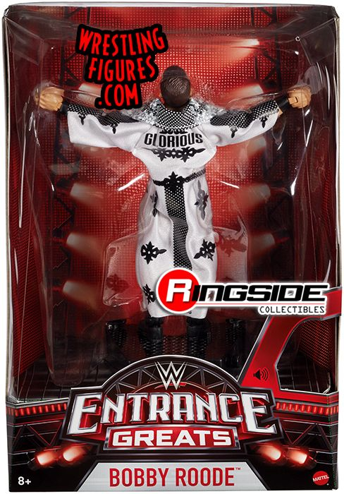 WWE Mattel Action Figure Accessory Bobby Roode Entrance Greats STAND ONLY loose