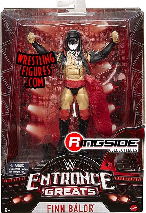 Demon Finn Balor Wwe Entrance Greats Wwe Toy Wrestling
