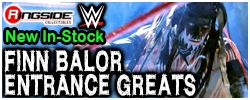 Mattel WWE Demon Finn Balor - Entrance Greats!