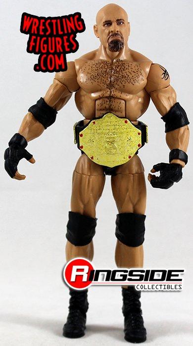 WWE Entrance Greats Elite Collection Goldberg Figure