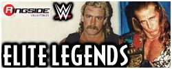 Mattel WWE Elite Legends
