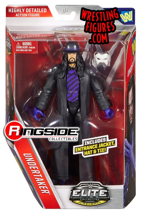 Undertaker Wwe Elite Legends Wwe Toy Wrestling Action