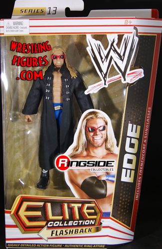 Edge Wwe Elite 13 Ringside Collectibles