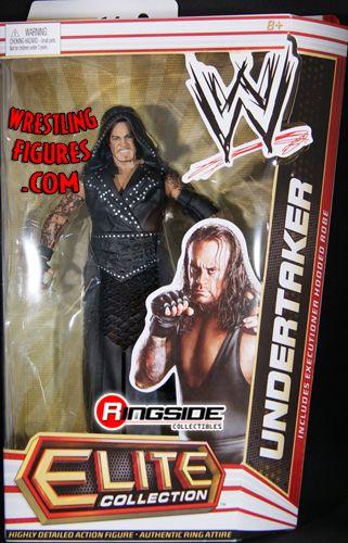 Undertaker Wwe Elite 14 Ringside Collectibles
