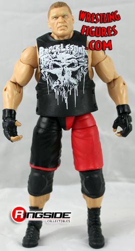 Brock Lesnar in Mattel WWE Elite 19!