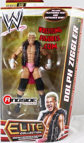 Mattel WWE Elite 19 Dolph Ziggler!