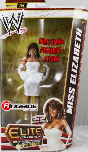 Miss Elizabeth Wwe Elite 19 Ringside Collectibles