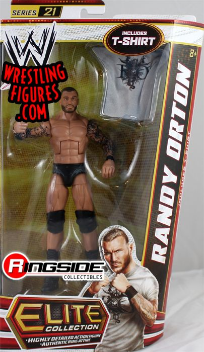 Randy Orton Wwe Elite 21 Ringside Collectibles