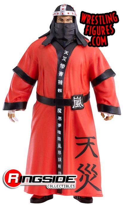 Mattel WWE Elite 23 Tensai!