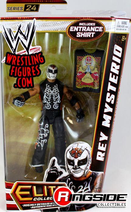 Mattel WWE Elite 24 Rey Mysterio!