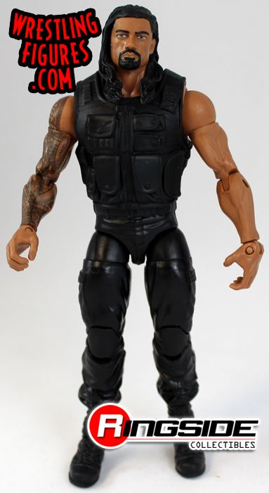 Mattel WWE Elite 26 Roman Reigns!