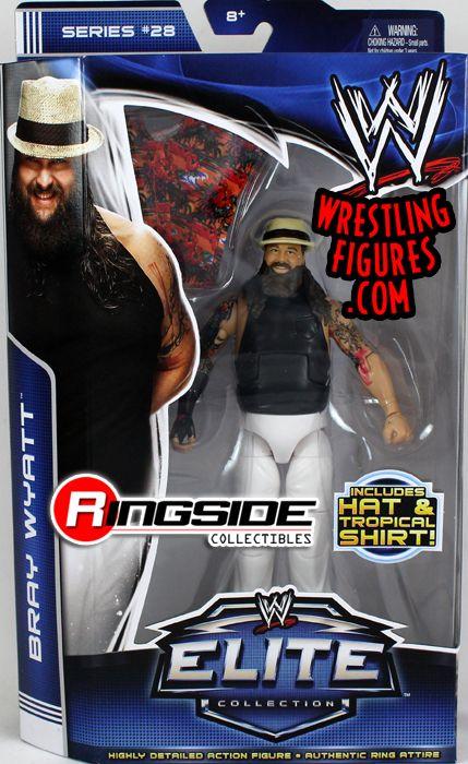 Bray Wyatt Wwe Elite 28 Ringside Collectibles