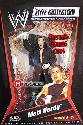 Matt Hardy Wwe Elite 2 Ringside Collectibles