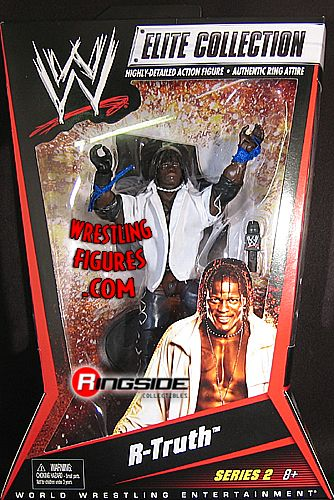 R Truth Wwe Elite 2 Ringside Collectibles