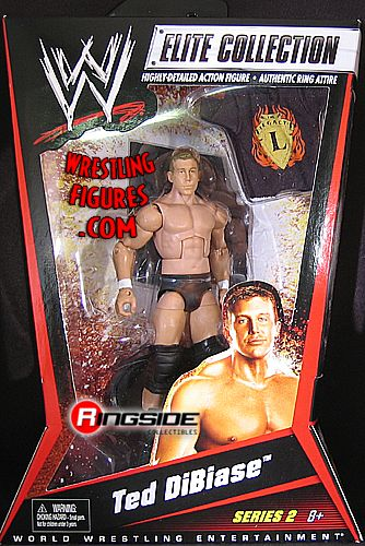 Ted dibiase wwe elite 2 ringside collectibles