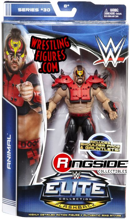 Road Warrior Animal Wwe Elite 30 Ringside Collectibles