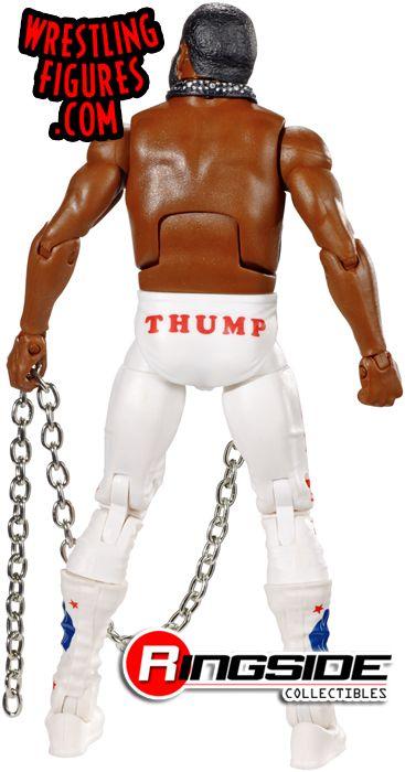Junkyard Dog Elite Series 33 WWE Mattel Wrestling Figure