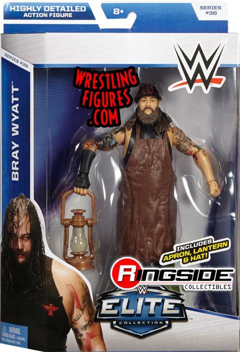 Bray Wyatt Wwe Elite 36 Wwe Toy Wrestling Action Figure