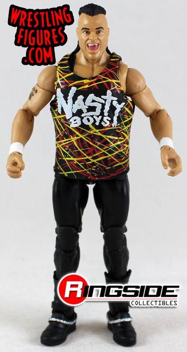 Mattel Accessories for WWE Wrestling Figures Nasty Boys Coat