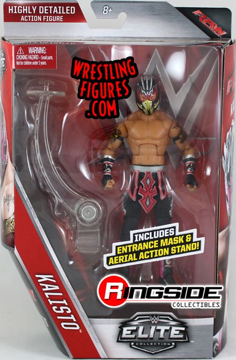 Kalisto Wwe Elite 42 Wwe Toy Wrestling Action Figure By