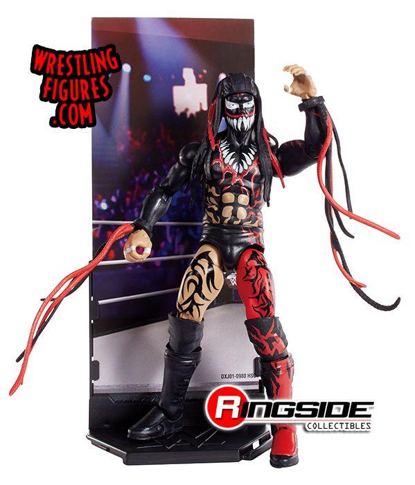 Finn Balor Demon Wwe Elite 46 Wwe Toy Wrestling Action Figure By