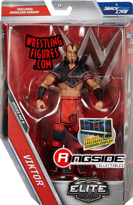 Viktor Ascension Wwe Elite 47 5 Wwe Toy Wrestling
