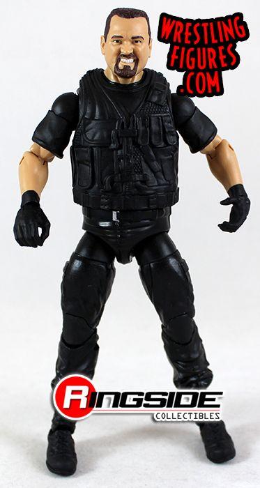 Big Bossman Wwe Elite 47 Wwe Toy Wrestling Action Figure By Mattel