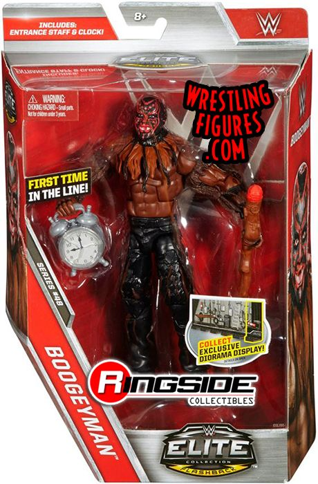 Toys That Are 48 20 : Boogeyman wwe elite toy wrestling action figure