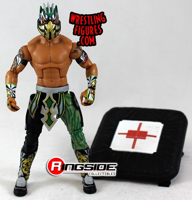 Toys That Are 48 20 : Kalisto wwe elite toy wrestling action figure by