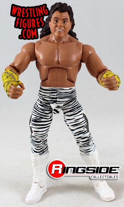 WWE Brutus The Barber Beefcake Elite Figure Brand New In Box