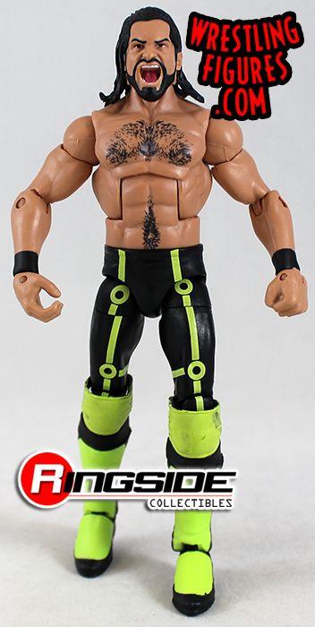 Seth Rollins - WWE Elite 52 Elite52_seth_rollins_pic6