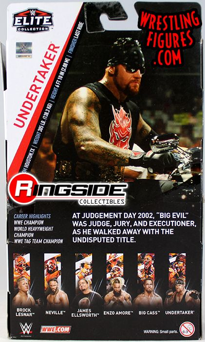 Image result for elite 55 undertaker