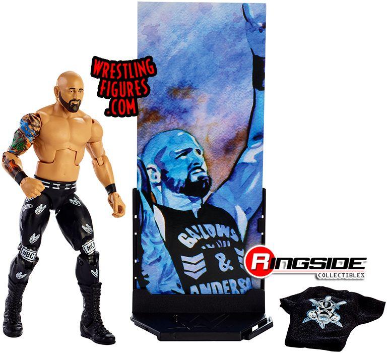 WWE Karl Anderson /& Luke FORCA MATTEL SERIE 56 ELITE Wrestling Figure sia