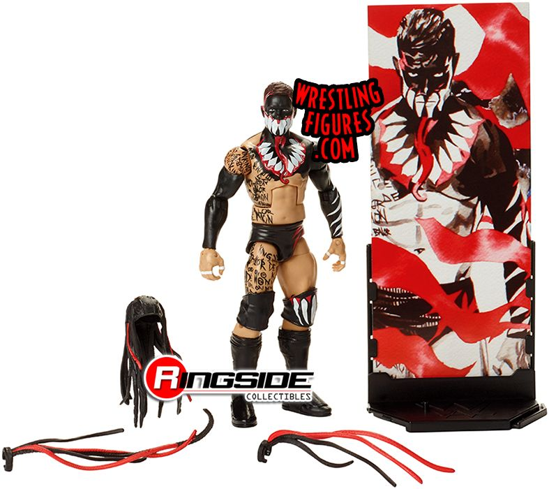 Finn Balor Demon Wwe Elite 59 Wwe Toy Wrestling Action Figure By