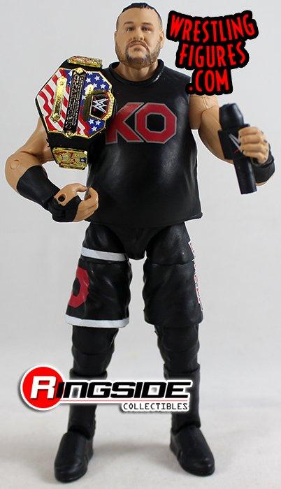 WWE Elite 61 Mattel Toy Wrestling Action Figure Kevin Owens