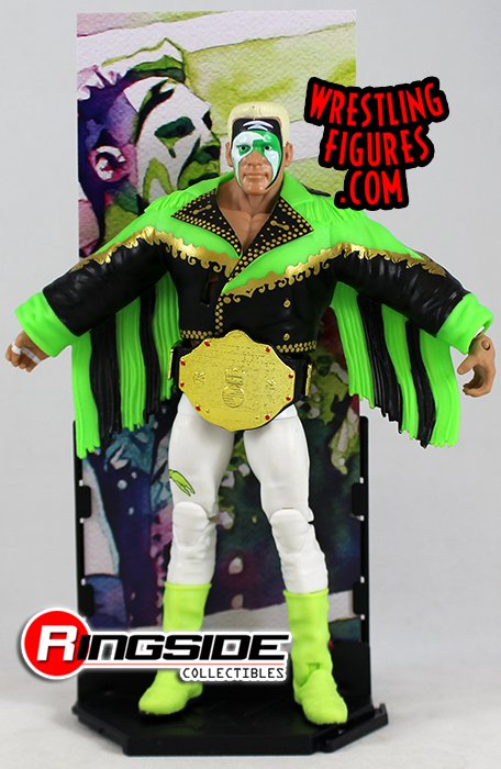 WWE Elite 62 Mattel Toy Wrestling Action Figure Surfer Sting