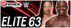 Mattel WWE Elite Series 63!