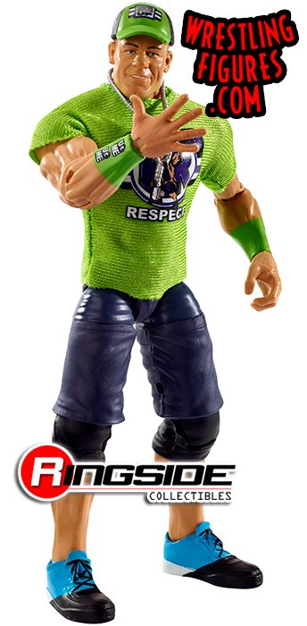 John Cena Ringside Collectibles