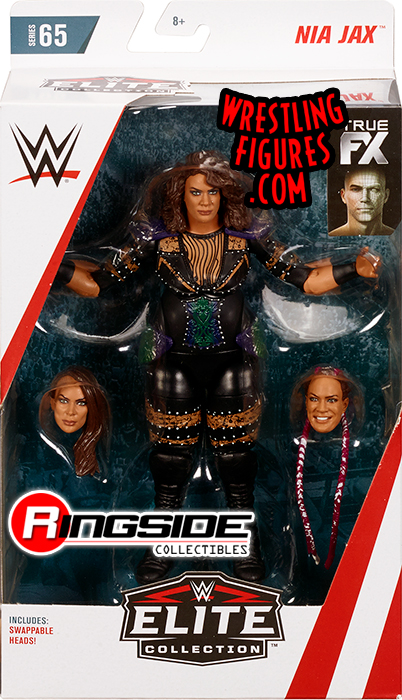 Nia Jax Wwe Elite 65 Wwe Toy Wrestling Action Figure By