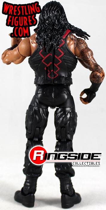 WWE Elite 65 Mattel Toy Wrestling Action Figure RARE NEW IN HAND Roman Reigns