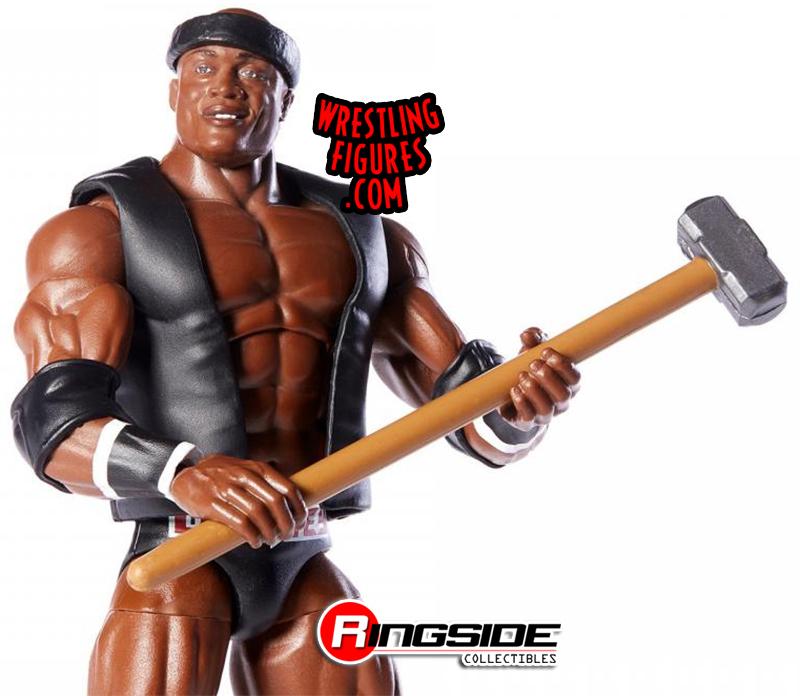 WWE Mattel Bobby Lashley Elite Series #69 Figure