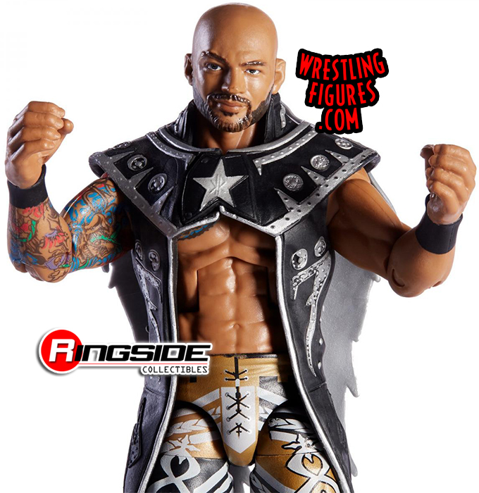 WWE Mattel Ricochet Elite Series #69 Figure Loose
