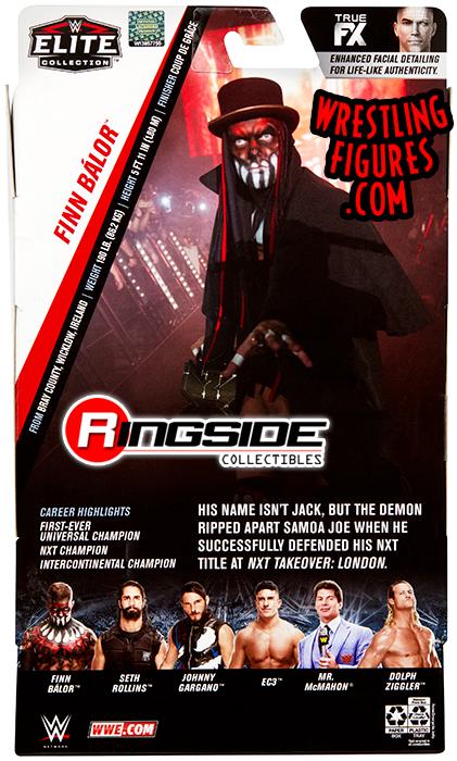 Finn Balor (Demon) - WWE Elite 70 WWE Toy Wrestling Action