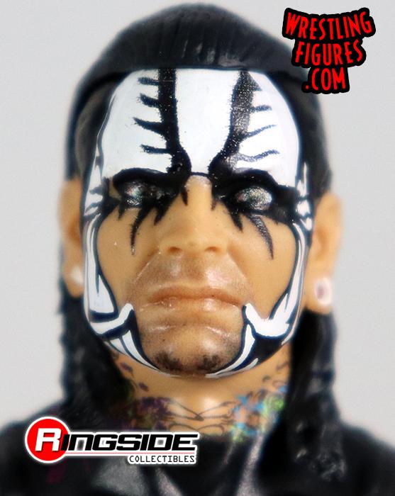WWE Elite 71 JEFF HARDY Figura NUOVO SIGILLATO
