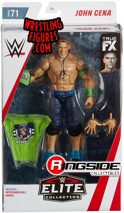 John Cena Wwe Elite 71 Wwe Toy Wrestling Action Figure