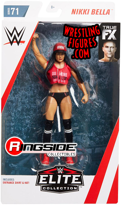 Nikki Bella WWE Mattel Elite Series 71 Action Figure